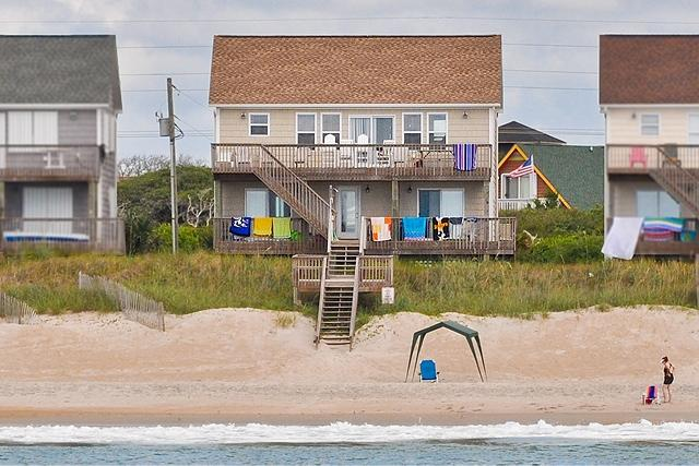 I'm on a boat! - S. Shore Drive 2204 Oceanfront! | Internet, Elevator, Jacuzzi, Free Long Distance, Nintendo Kinect - Surf City - rentals