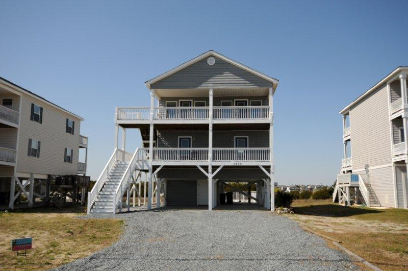 1259 New River Inlet Road - New River Inlet Rd 1259 Oceanview!   Private Pool, Hot Tub, Pet Friendly, Internet - North Topsail Beach - rentals