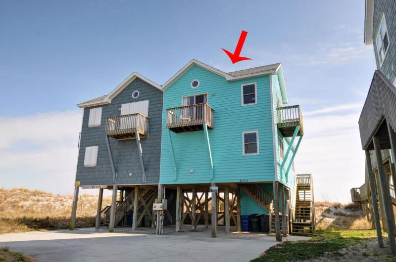 4004 Island Dr - Island Drive 4004 Oceanfront! | Internet, Pet Friendly, Linens Provided - North Topsail Beach - rentals
