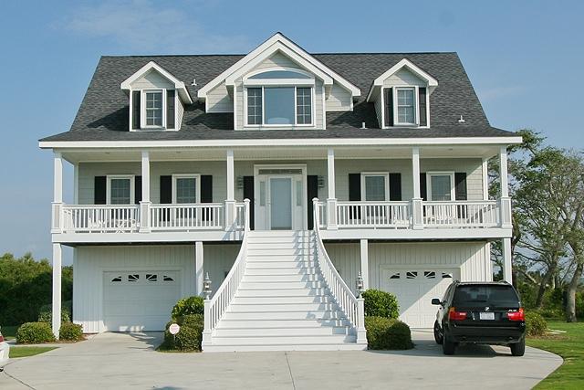 204 Mason - Mason Court 204 Oceanview! | Jacuzzi, Internet, Wedding Friendly, Fireplace - North Topsail Beach - rentals