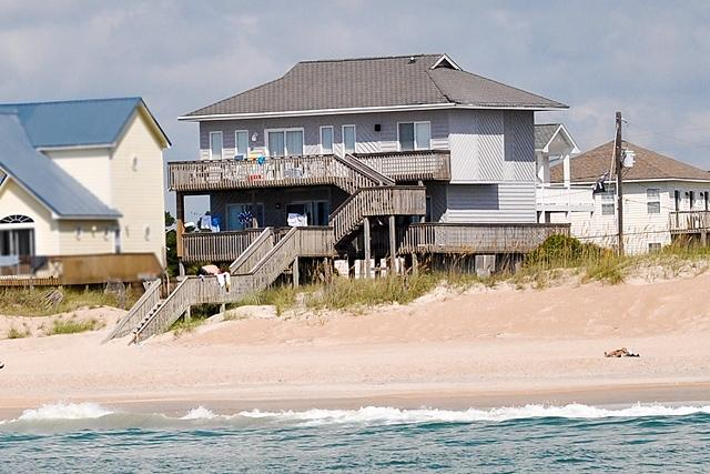 I'm on a boat! - Island Drive 2928 Oceanfront! | Pet Friendly, Internet - North Topsail Beach - rentals