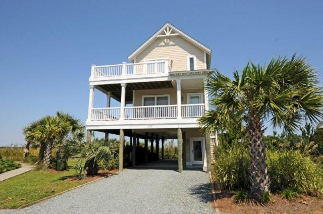 110 Sea Side Village - Sea Side Village 110 Oceanview! | Community Pool, Internet, Pet Friendly - North Topsail Beach - rentals