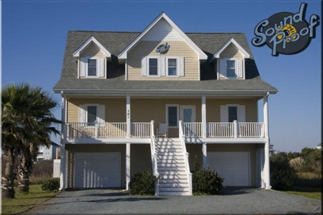 741 New River Inlet Road - New River Inlet Rd 741 Oceanview! | Internet - North Topsail Beach - rentals
