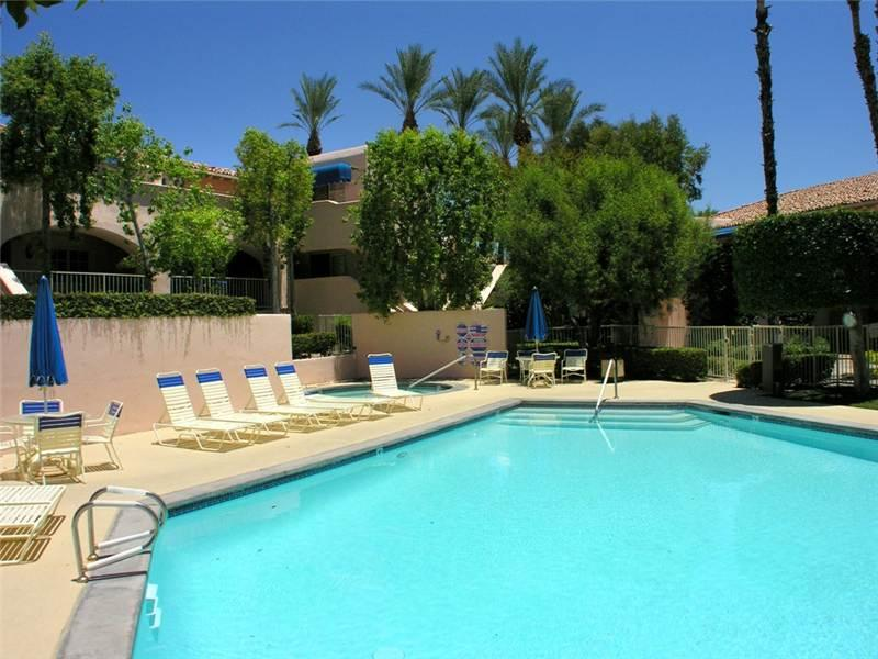 Deauville Ground Level 0314 - Image 1 - Palm Springs - rentals