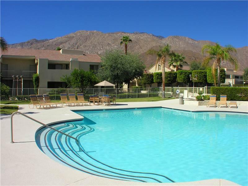 Plaza Villas Splendor 0329 - Image 1 - Palm Springs - rentals