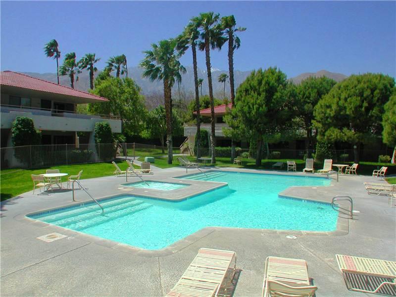PS Villas II Refuge PS008 - Image 1 - Palm Springs - rentals