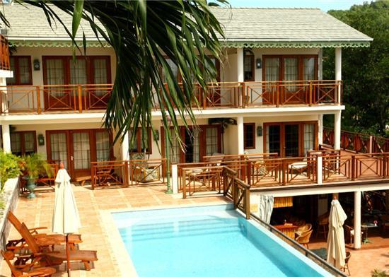 Bequia Beach Hotel - Classic Pool/Sea View - Bequia - Bequia Beach Hotel - Classic Pool/Sea View - Bequia - Friendship Bay - rentals