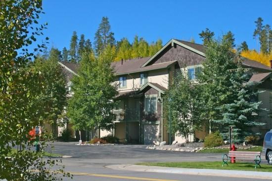 White Eagle Lodge Exterior - White Eagle Lodge - 4392 - Silverthorne - rentals