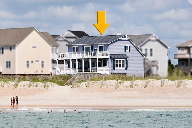 127 S. Permuda Wynd - S. Permuda Wynd 127 -3BR_SFH_OF_12 - North Topsail Beach - rentals