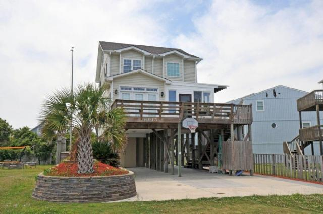 6915 12th Avenue - 12th Avenue 6915 -3BR_SFH_OV_10 - North Topsail Beach - rentals