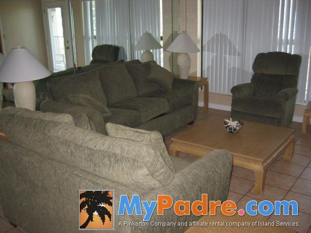 SAIDA I #302: 2 BED 2 BATH - Image 1 - South Padre Island - rentals