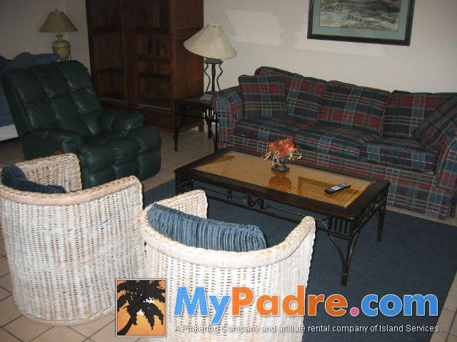 SAIDA I #602: 1 BED 2 BATH - Image 1 - South Padre Island - rentals