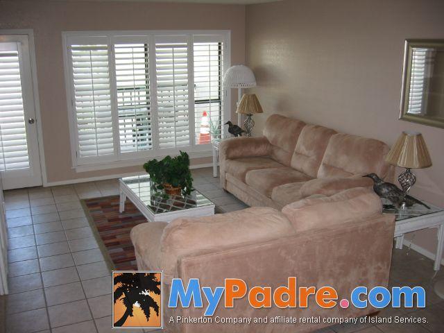 SAIDA IV #4203: 2 BED 2 BATH - Image 1 - South Padre Island - rentals