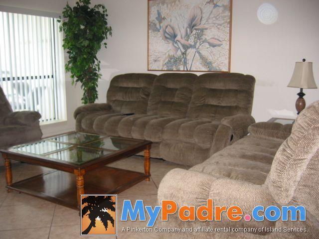SAIDA IV #4508: 2 BED 2 BATH - Image 1 - South Padre Island - rentals