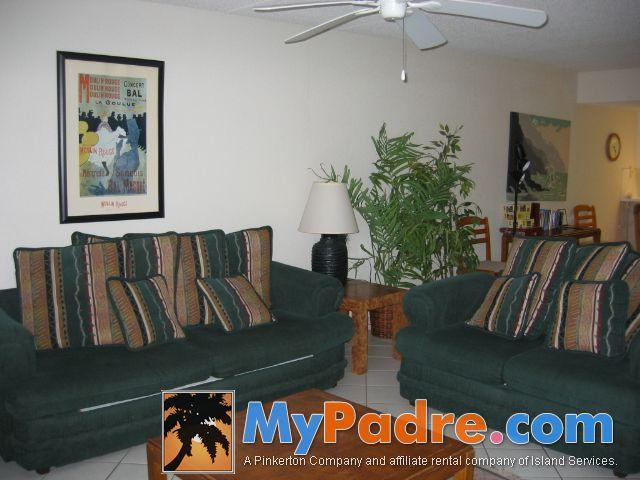 SAIDA IV #4909: 3 BED 3 BATH - Image 1 - South Padre Island - rentals