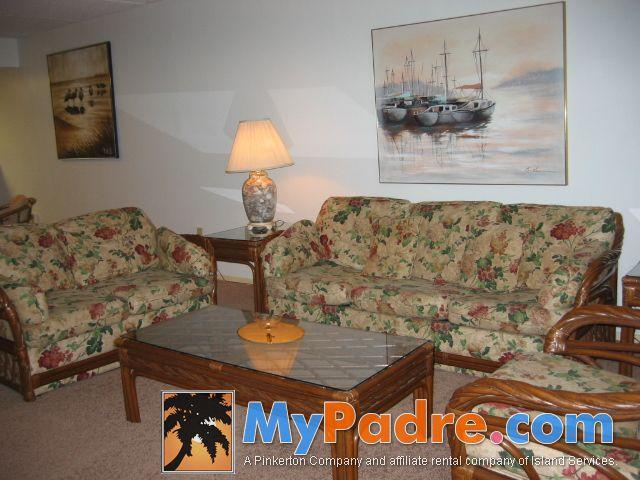 SAIDA II #202: 1 BED 2 BATH - Image 1 - South Padre Island - rentals
