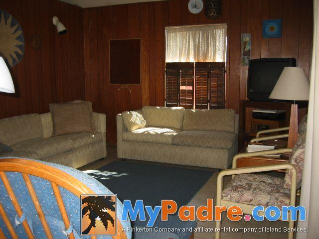 EL SOL #116 W. CORRAL - Image 1 - South Padre Island - rentals