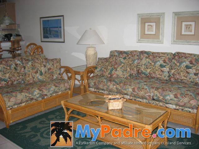 SEA DANCER #9: 2 BED 2 BATH - Image 1 - South Padre Island - rentals