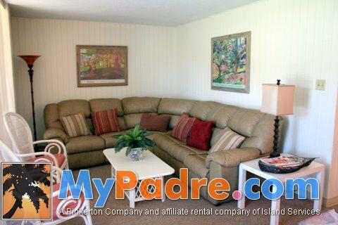 ISLA DEL SOL #2104: 2 BED 2 BATH MONTHLY UNIT - Image 1 - South Padre Island - rentals