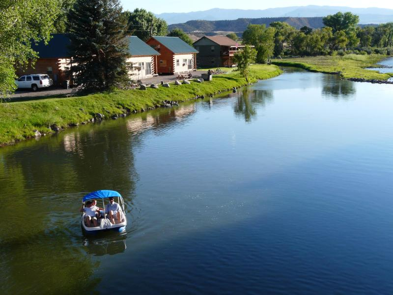 Turtle Tracks Riverfront Resort, LLC - Turtle Tracks Riverfront Resort on the CO. River! - Silt - rentals
