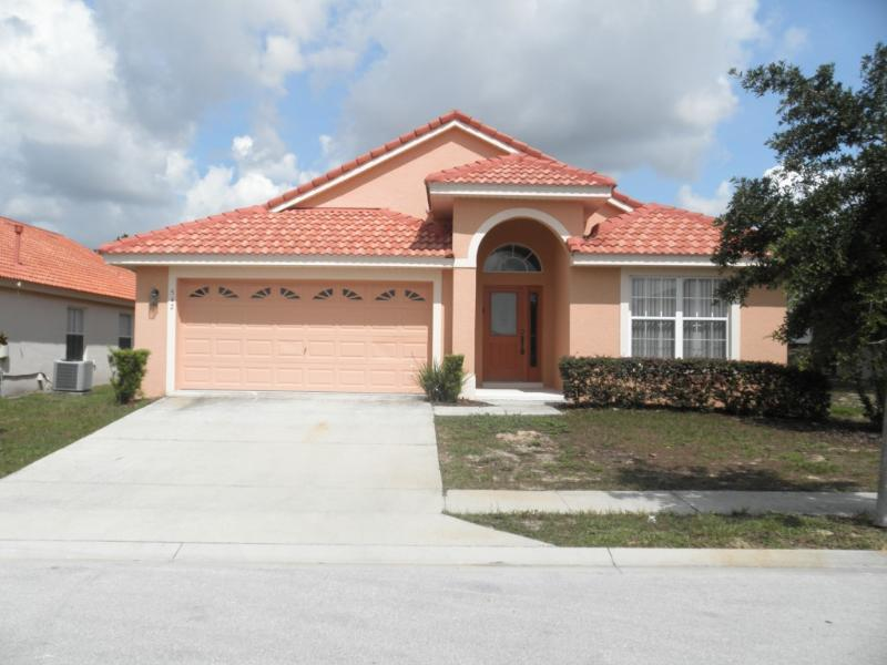 Front - Luxury Vacation Home in Davenport, Florida (41590) - Davenport - rentals