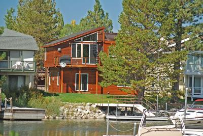 Exterior - 1934 Marconi Way - South Lake Tahoe - rentals