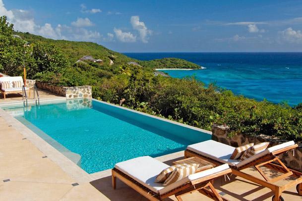 Maison Tranquille - Canouan - 4 bedroom Luxury Villa - Maison Tranquille - Canouan - 4 bedroom Luxury Villa - Canouan - rentals
