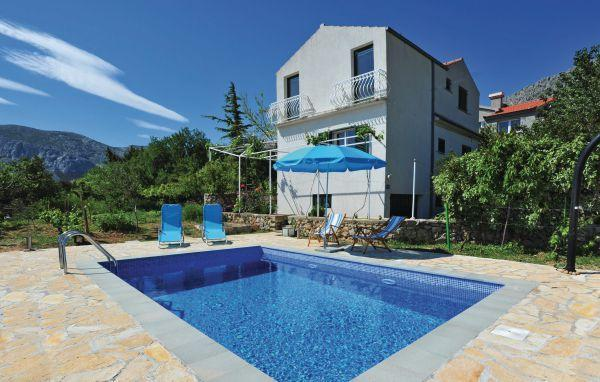 Panorama Apartment With Private Pool - Image 1 - Split - rentals