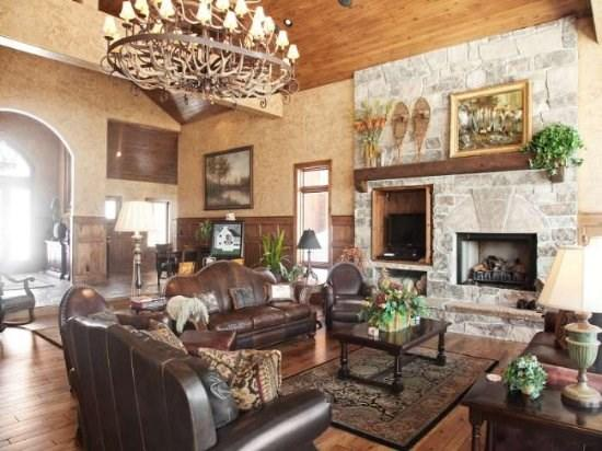 Ski In Ski Out Chalet at the Canyons Resort - Image 1 - Park City - rentals