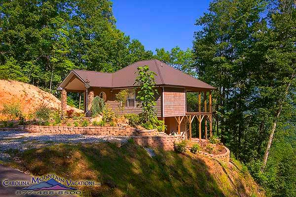 Black Bear Lookout - Image 1 - Bryson City - rentals