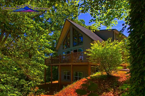Bryson View Chalet - Image 1 - Bryson City - rentals