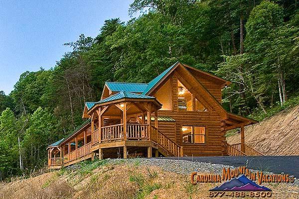 Cherokee Cottage - Image 1 - Bryson City - rentals