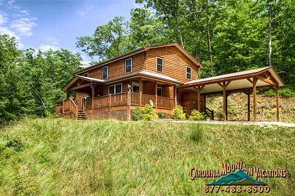 Hogfish Lodge - Image 1 - Bryson City - rentals