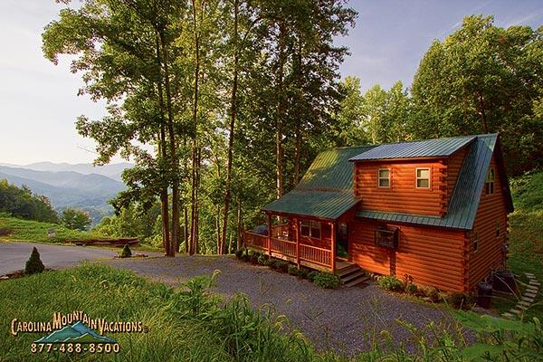 Little Bear Chalet - Image 1 - Bryson City - rentals