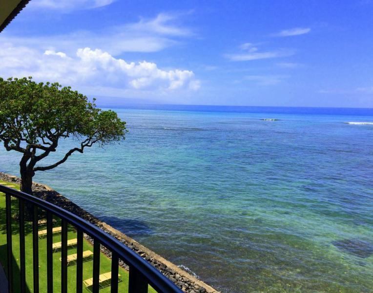 Kahana Reef  KR422 - Image 1 - Lahaina - rentals
