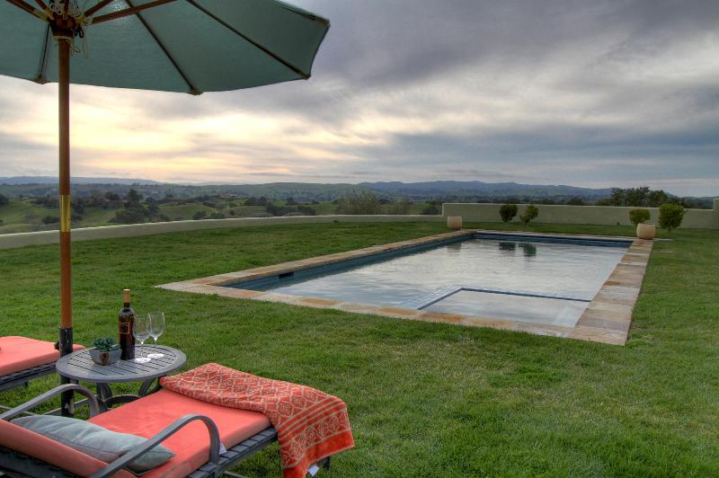 Magestic Vineyard Views - Rancho Maroma Estate-The Best View in the Valley! - Santa Ynez - rentals