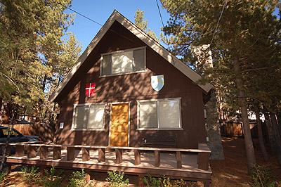 Exterior - 3542 Bobby Grey Circle - South Lake Tahoe - rentals