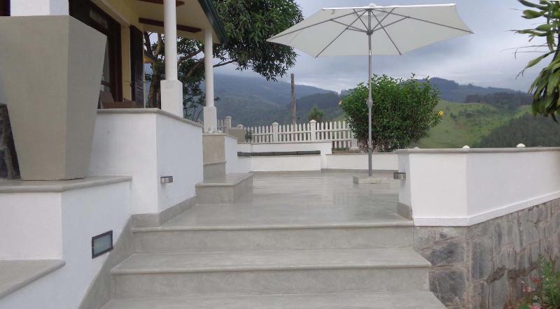 New panoramic terrace - Amandari Holiday Villa  Kandy, Sri Lanka - Kandy - rentals