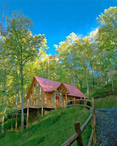 Blackberry Ridge - Image 1 - Sylva - rentals