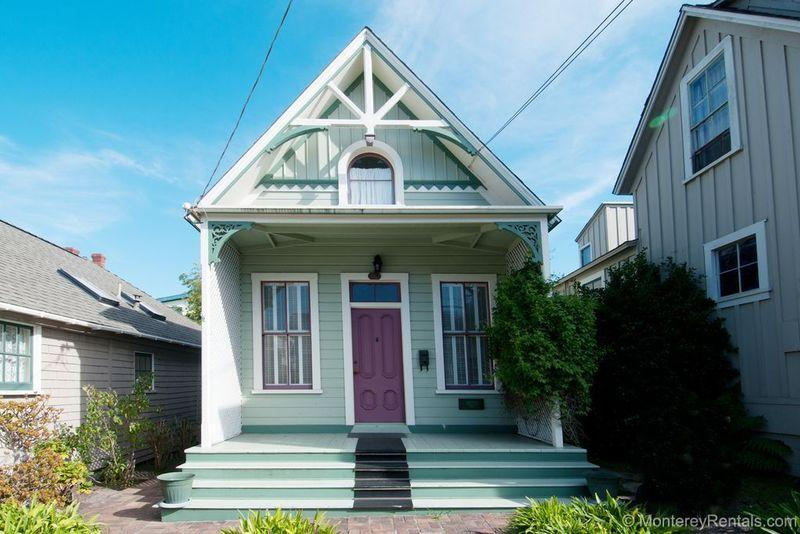 Sweet Pea - Image 1 - Pacific Grove - rentals