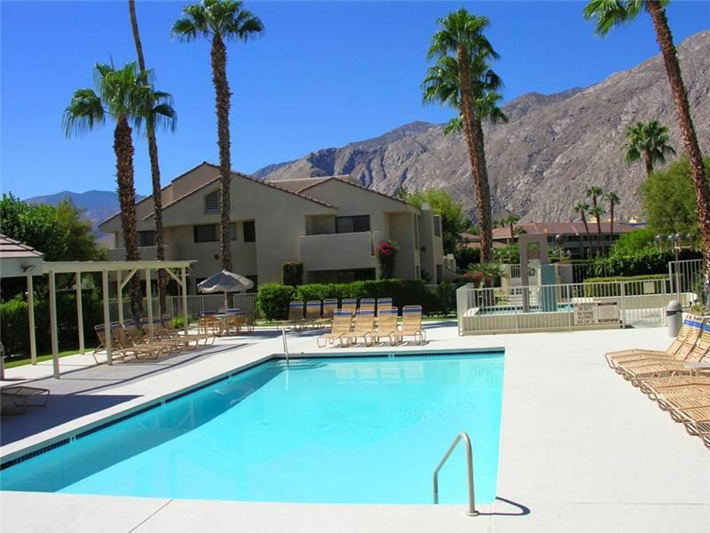 Plaza Villas Tranquility K0316 - Image 1 - Palm Springs - rentals