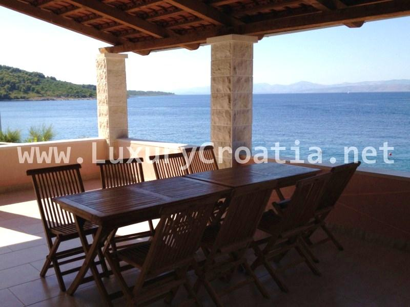 Seafront house for Rent, island of Solta - Image 1 - Solta - rentals