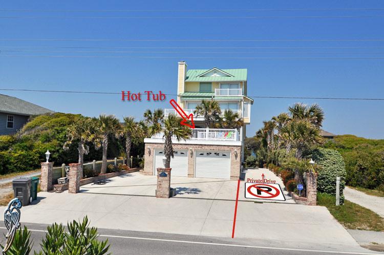 2717 S Shore Dr - S. Shore Drive 2717 -8BR_SFH_OV_17 - Surf City - rentals