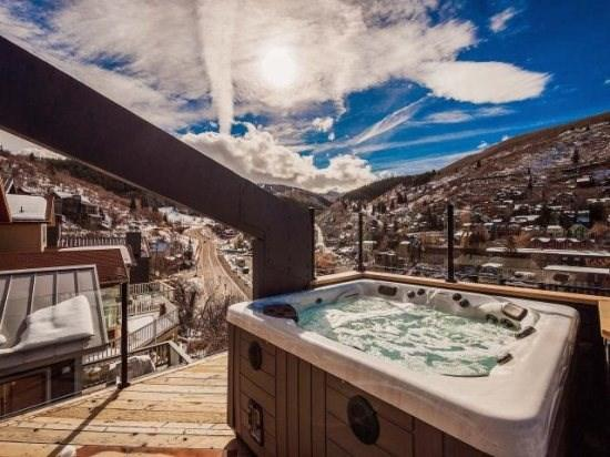Georgeous Mountain Chalet in Old Town Sleeping 10-12 - Image 1 - Park City - rentals