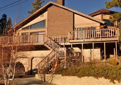 Diamond In The Rough - Golf and Ski Lodge - Big Bear Lake - rentals