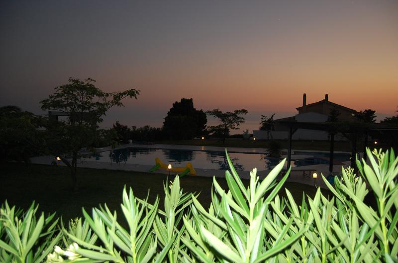 swimming-pool view - Capo Blue I at Siviri Halkidiki - Kassandra - rentals
