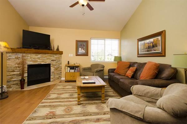 Villas at Walton Creek - V1411 - Image 1 - Steamboat Springs - rentals