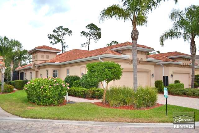 Luxurious pool home on the golf course in Lely Resort. 90 day minimum - Image 1 - Naples - rentals