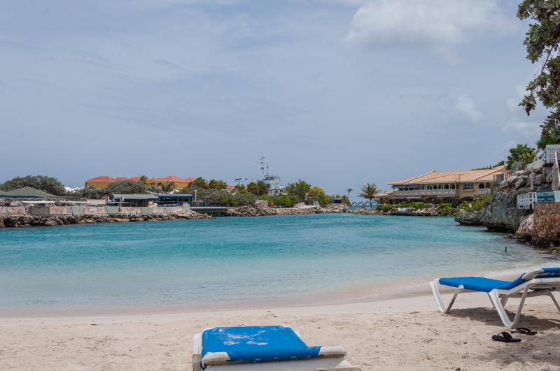 Quiet private resort beach - CasaCuracao@Ocean Resort; Beachfront paradise***** - Willemstad - rentals