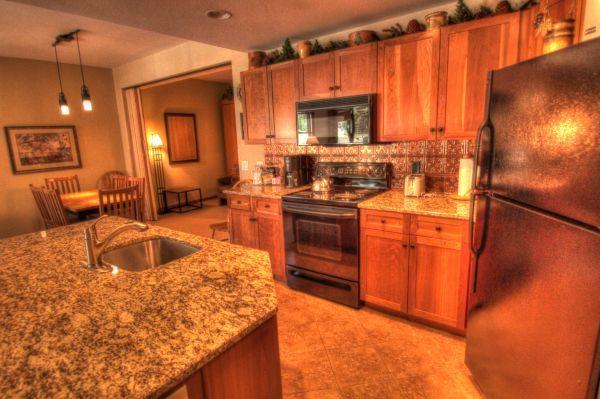 CO422 Copper One Lodge 2BR 2BA - Center Village - Image 1 - Copper Mountain - rentals